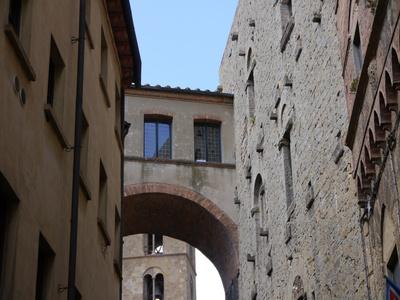 Architektur von Volterra