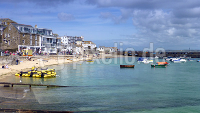 St.Ives  - Paradies in Cornwall