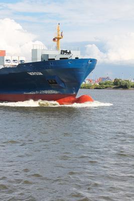 Containerschiff Morsum