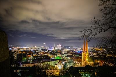 Stadtpanorama Bielefeld