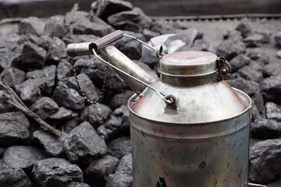 Öl und Kohle