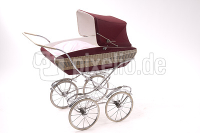 Kinderwagen Retro