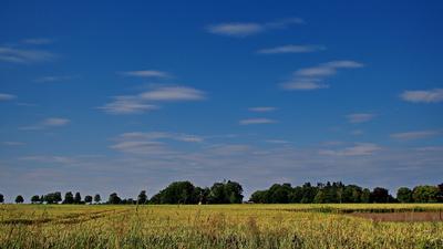pinselstrich wolken