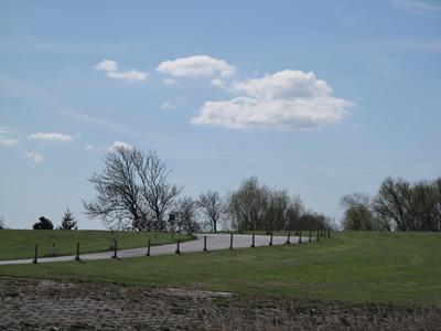 Am Deich in Otterndorf