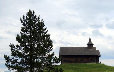 Das Kirchlein von Stoos