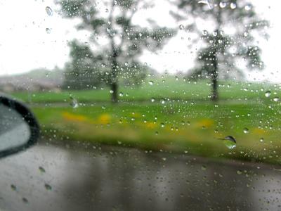 Regensommer-Sommerregen