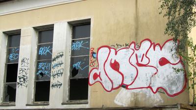 kaputte Fenster