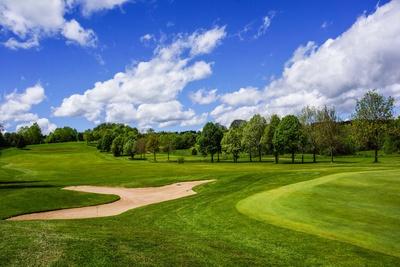 Golfen im Schwarzwald - GC Königsfeld 2