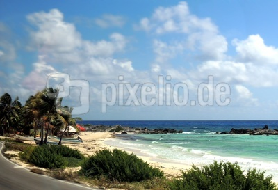 Mexikanisches Strandfeeling