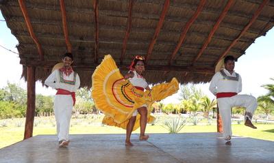Mexikanische Volkstanz