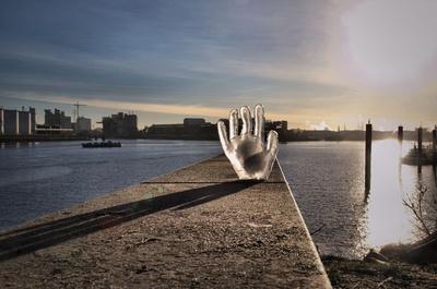 Eiskaltes Händchen