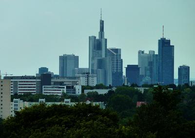 Skyline Mainhatten