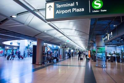 Terminal 1 Airport Plaza