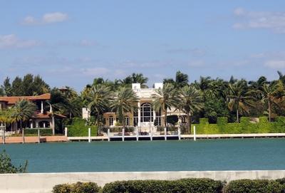 Schöner wohnen in Miami
