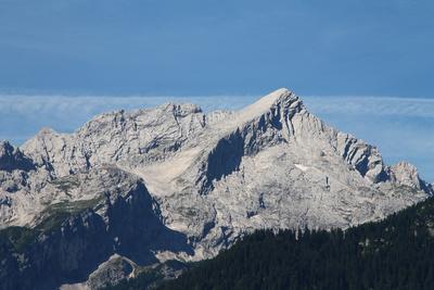 Das Wahrzeichen Garmisch-Partenkirchens 01