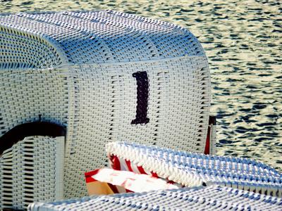 Der No. 1 Strandkorb ..