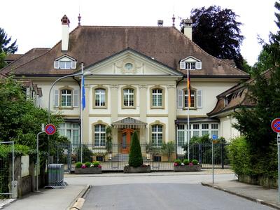 Residenz der Deutschen Botschaft in Bern