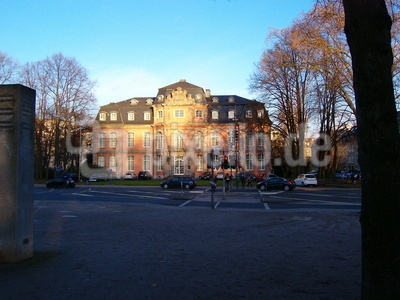 Düsseldorf Schloss Jägerhof