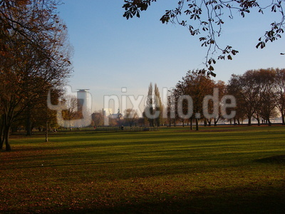 Düsseldorf Rheinpark Golzheim