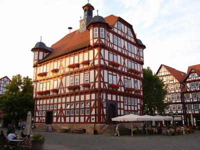 Melsungen Rathaus