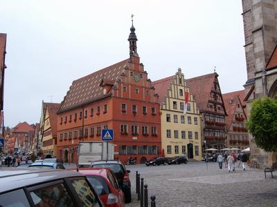 Feuchtwangen Altstadt