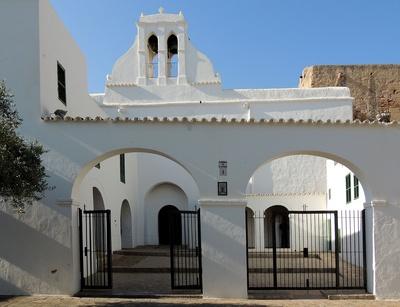 Ibiza, Pfarrkirche San Antonio