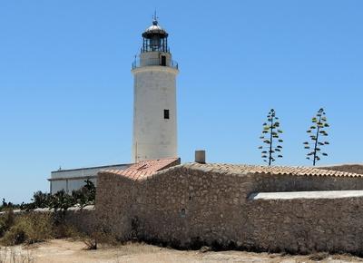 Leuchtturm Far de la Mola