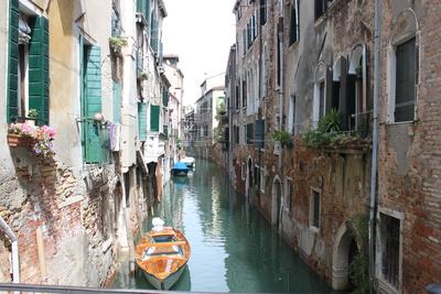 Leben und wohnen in Venedig