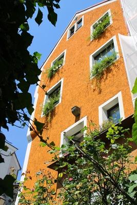 Schöne Fassaden.Anblicke 01