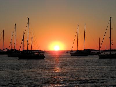 Bucht von San Antonio (Ibiza)