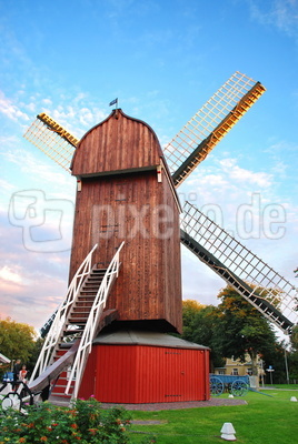 Dornumer Bockwindmühle