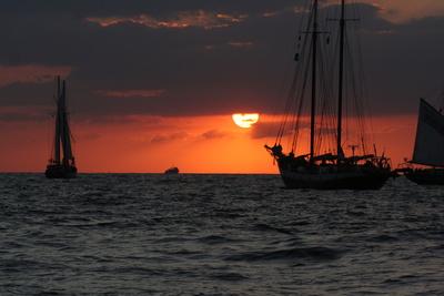 Romantik auf See