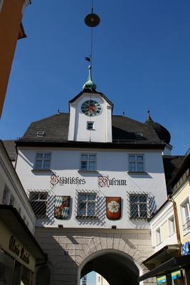 Rosenheim - Mittertor