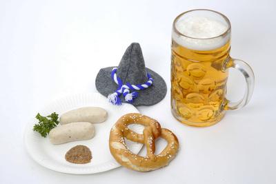 Oktoberfest Menü (auf weiß)