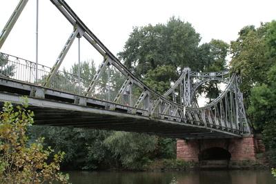 Saalebrücke in Halle