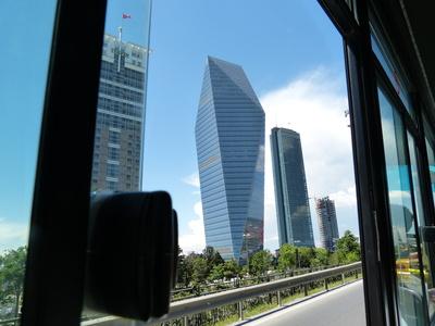 Istanbul -  von Besiktas nach Sariyer