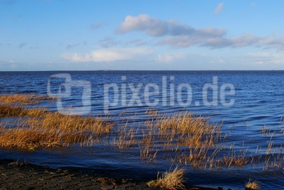 Still ruht die Nordsee