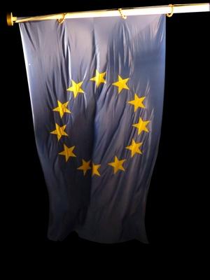 Europa im Wind
