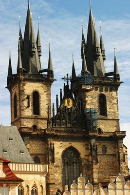 Teynkirche in Prag
