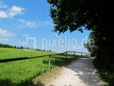 Niedertrumer-Seeweg