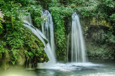 Kravica Wasserfall
