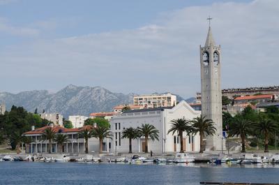Hafenstadt Ploce