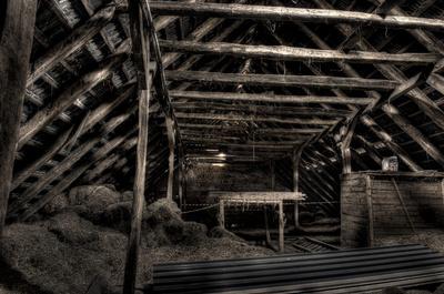 Dachboden bj. 1878