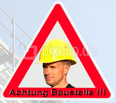 Achtung Baustelle