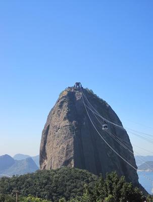Pão de açúcar - Zuckerhut in Rio de Janeiro