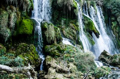 Wasserfälle Kravica