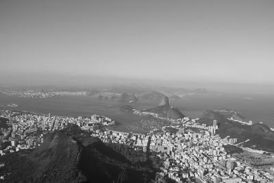 Rio in schwarz/weiß