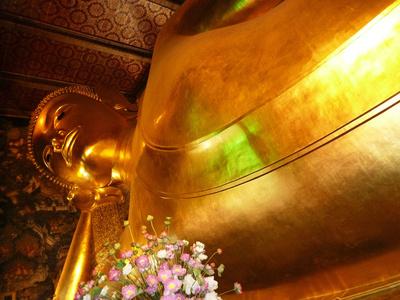 Liegender Buddha Tempel Wat Pho