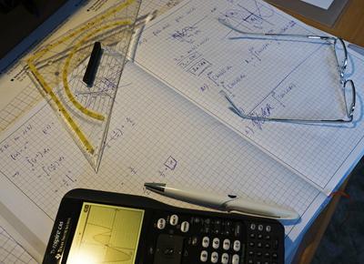 Mathematik, Physik