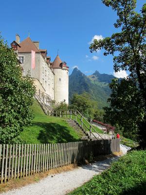 Zu Besuch in Gruyères 4